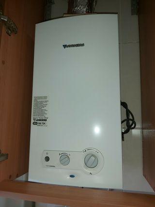 calentador,termo de gas eléctrico