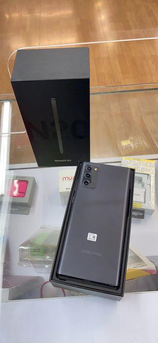 Samsung galaxy note 20 256gb 5G gris