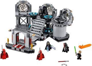 LEGO STAR WARS - Set Duelo Final en Death Star