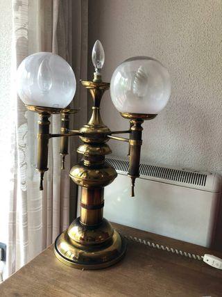 Regalo lámpara vintage