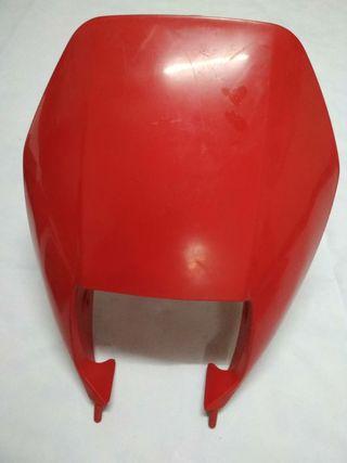 Placa portafaro KTM LC4 640