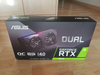 Asus GeForce RTX 3070 Dual OC Edition 8GB GDDR6