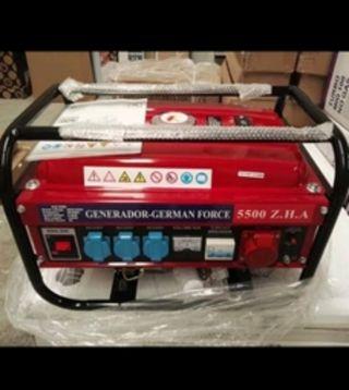 Generador De Luz De 5500Wattios Nuevo