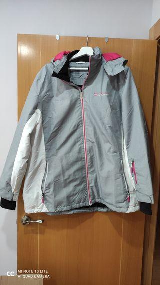 abrigo deporte