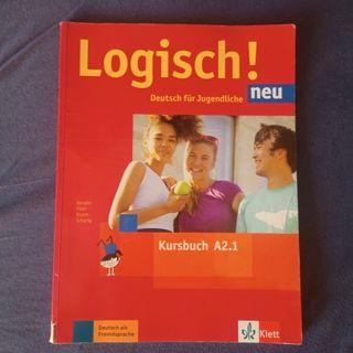 Libro de texto Alemán Logisch