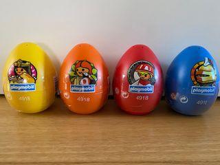 Playmobil 4918 Lote 4 huevos