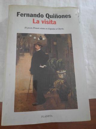 libro texto la visita