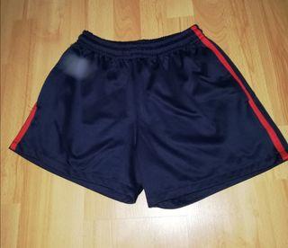 Pantalon corto Colegio Rosario Moreno. T-16