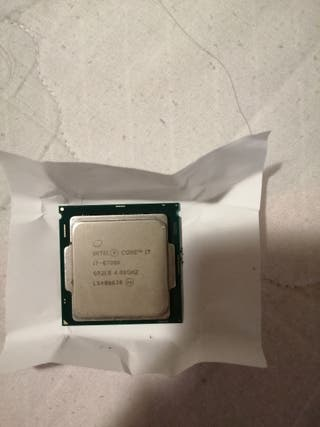 Procesador Intel Core i7 6700k 4Ghz Socket 1151