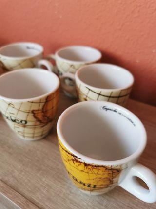 tazas de café capricho de las America's