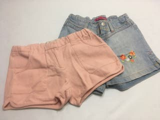 Dos Shorts 4€