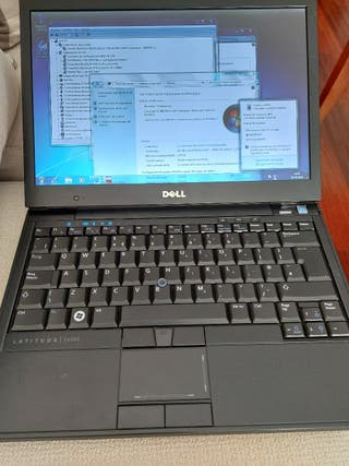 Portátil Dell Latitude e4300. Leer