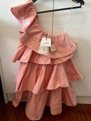 Vestido edición limitada de Zara