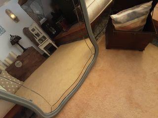 Espejo Antiguo Recuperado y Restaurado