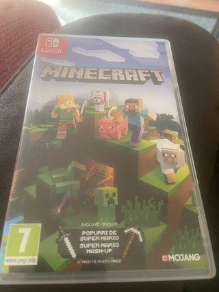 Minecraft Swicth