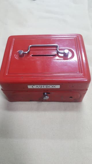 Caja cash box