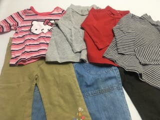 Lote ropa 8€