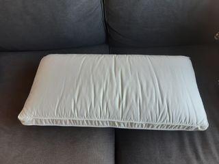 Almohada ergonómica IKEA, de lado32x70 cm
