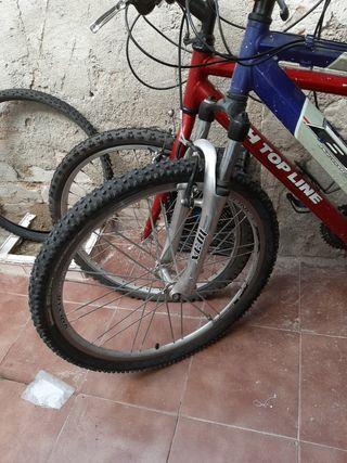 bicicleta de montaña BH diamand