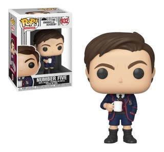 Funko Pop Umbrella Academy Number Five
