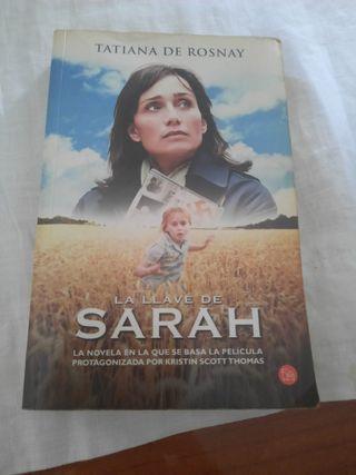la llave de Sarah, libro texto