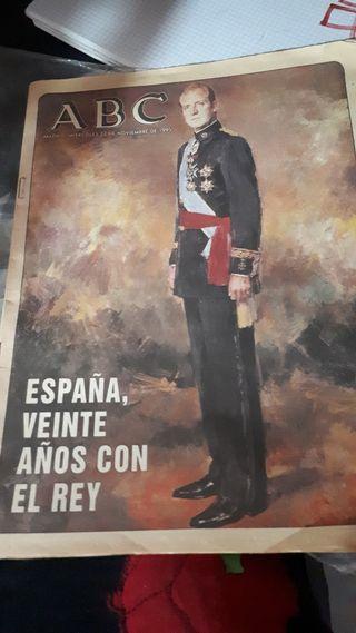 Periodico el Rey 1995 ABC
