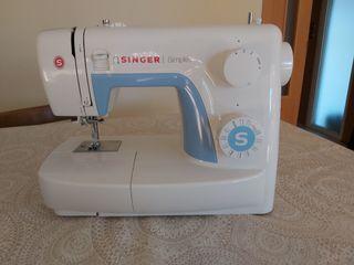 Singer simple 3221 máquina de coser