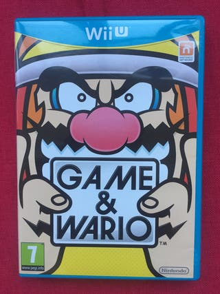 Juego 'Game & Wario' Wii U