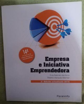 Libro de texto Empresa e Iniciativa Emprendedora