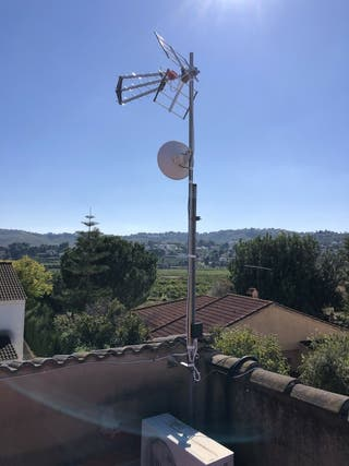 Xirivella, Chirivella antenas Mislata