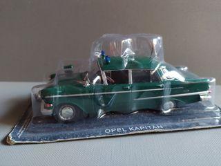 Opel Kapitan Polizei 1:43