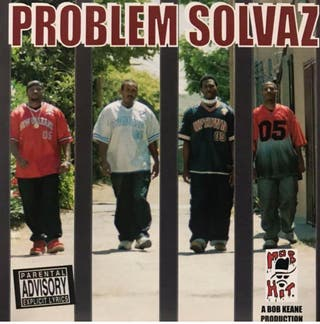 CD RAP PROBLEM SOLVAZ