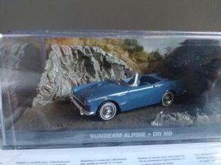 Coche diorama Sunbean Alpine 1:43