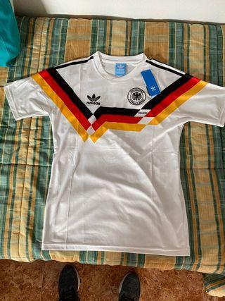 Camiseta adidas Alemania retro
