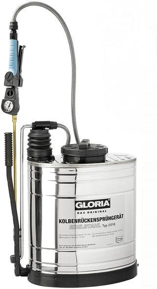 Gloria Typ 2016 - Mochila pulverización acero 16L