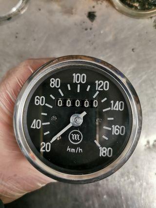 Cuentakilometros montesa Impala 250