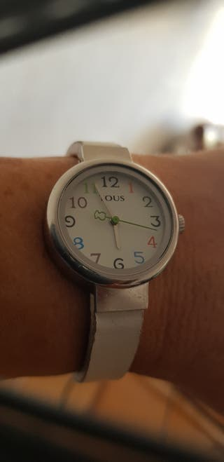 reloj juvenil Tous.