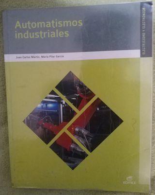 Libro de texto Automatismos Industriales