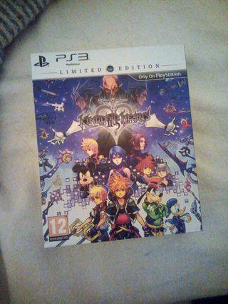 Kingdom Hearts 2.5 edición limitada