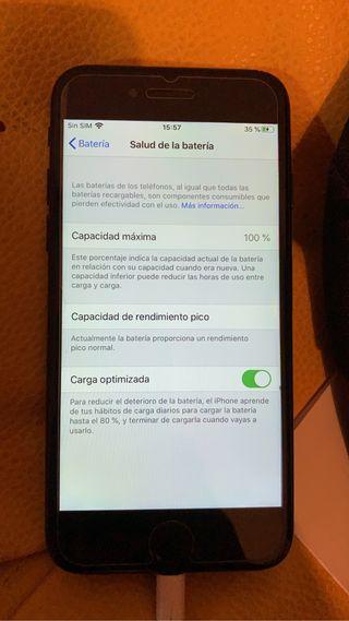 Iphone 7 128gb Salud al 100%
