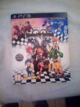 Kingdom Hearts 1.5 edición limitada