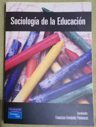 Libro de texto Sociología de la Educación