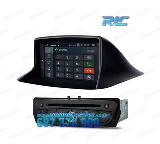 RADIO DVD GPS RENAULT MEGANE III FLUENCE ANDROID 8