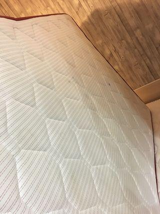 Colchón 135cm