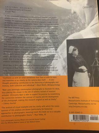 Photography book - ulrich baer