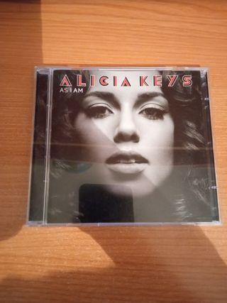 Alicia Keys As I Am Deluxe CD DVD
