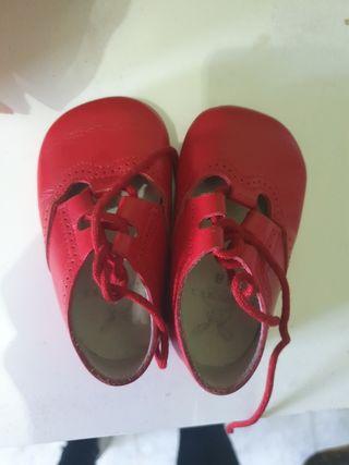sapatos niña