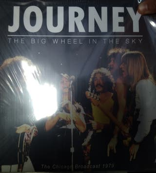 Journey The Big wheel in the Sky 2 LP
