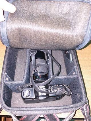 cámara de fotos yashica FX 3 SUPER 2000