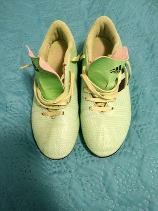 Botas de fulbol Nemessi (adidas)